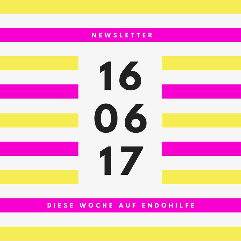 Newsletter 16. Juni 2017