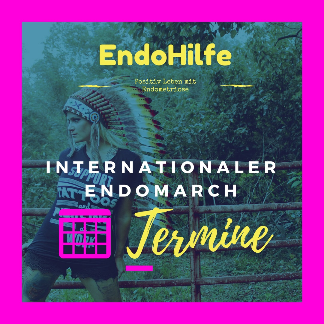 Internationaler Endomarch 2018 Termine
