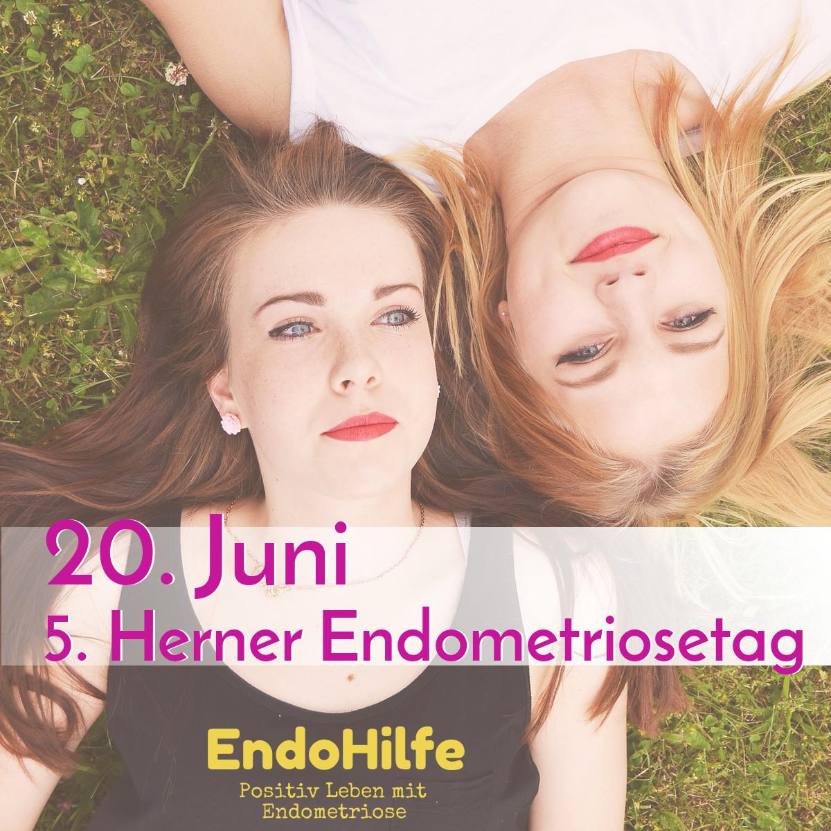 20. Juni - 5. Herner Endometriosetag